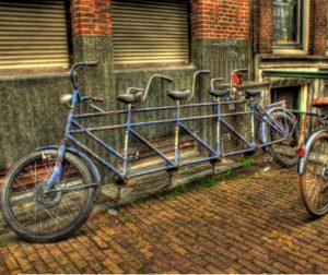 Bike picture for web site